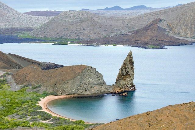Islas Galapagos en bikini